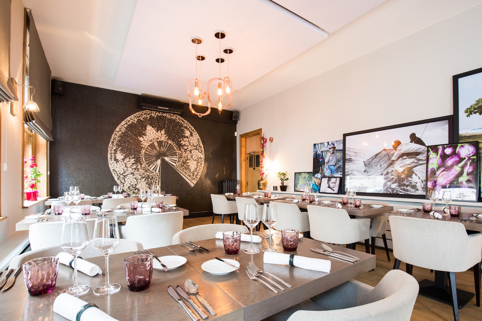 Brinz'l: suprises as restaurant and as new caterer in Brussels