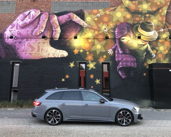 All-new Audi RS 4 Avant : wolf in sheep's clothing