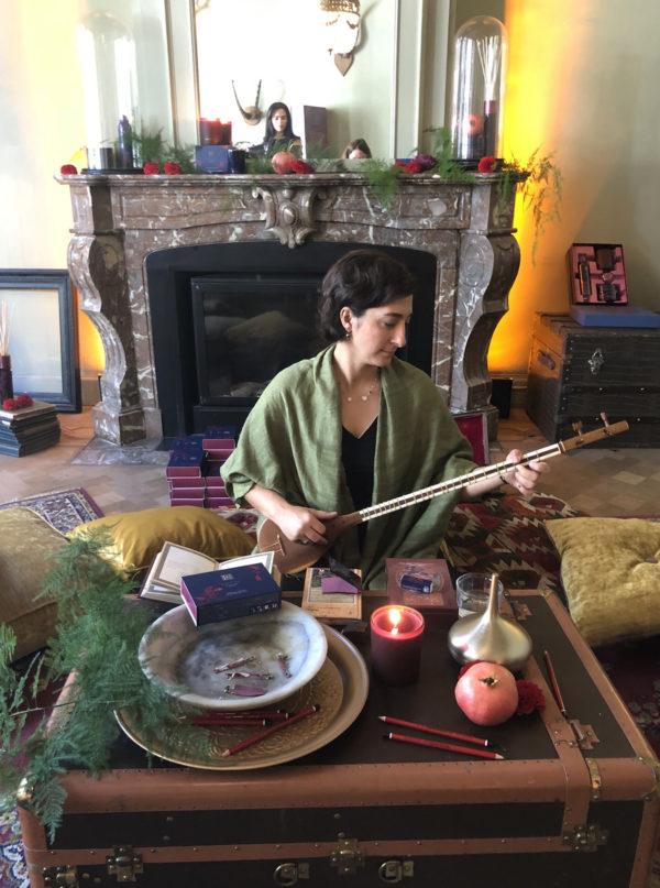 Rituals : enjoy your X-Mas the Persian way