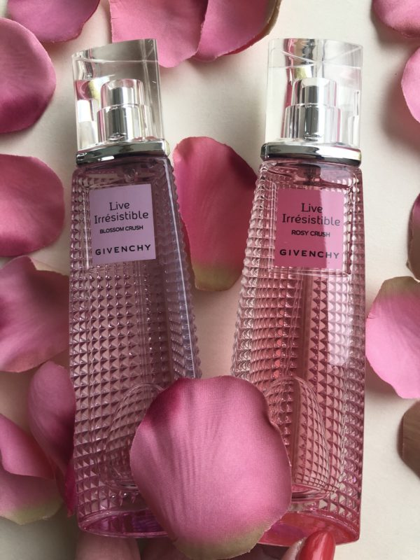 Givenchy Live Irrésistible: are you Blossom or rather Rosy?