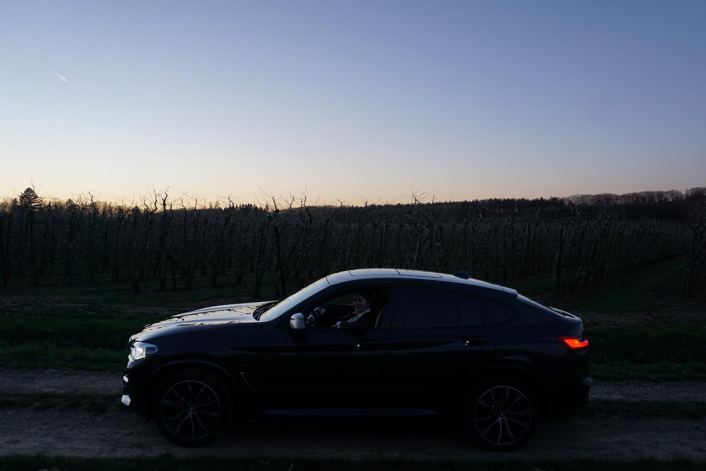 Review BMW X4 M40d: epic drive