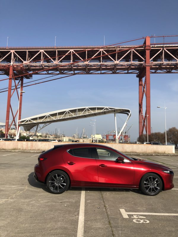 New Mazda3 : car as art