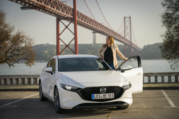 New Mazda3 : car as art