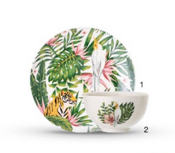 Bensimon – Home autour du monde: tropical vibe