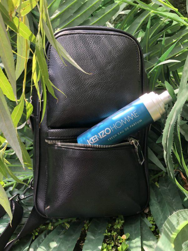 Kenzo Homme Fresh Eau de Parfum : bottle on the go