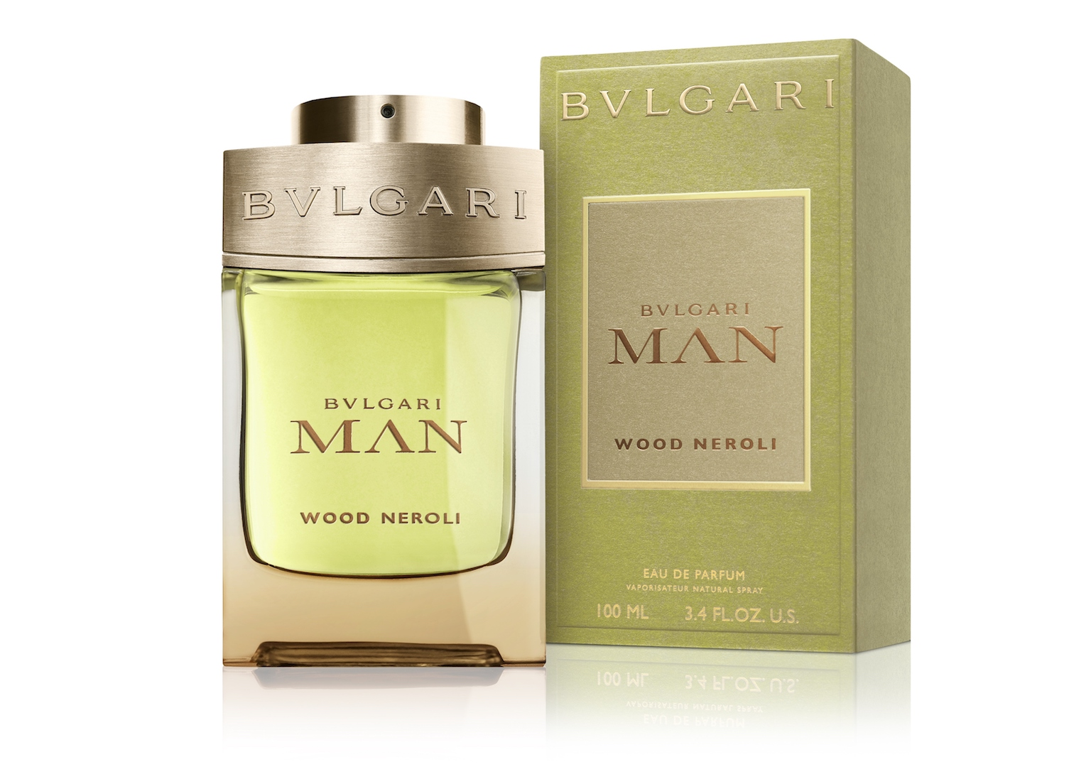 Bvlgari Man Wood Neroli: best Bvlgari male fragrance ever