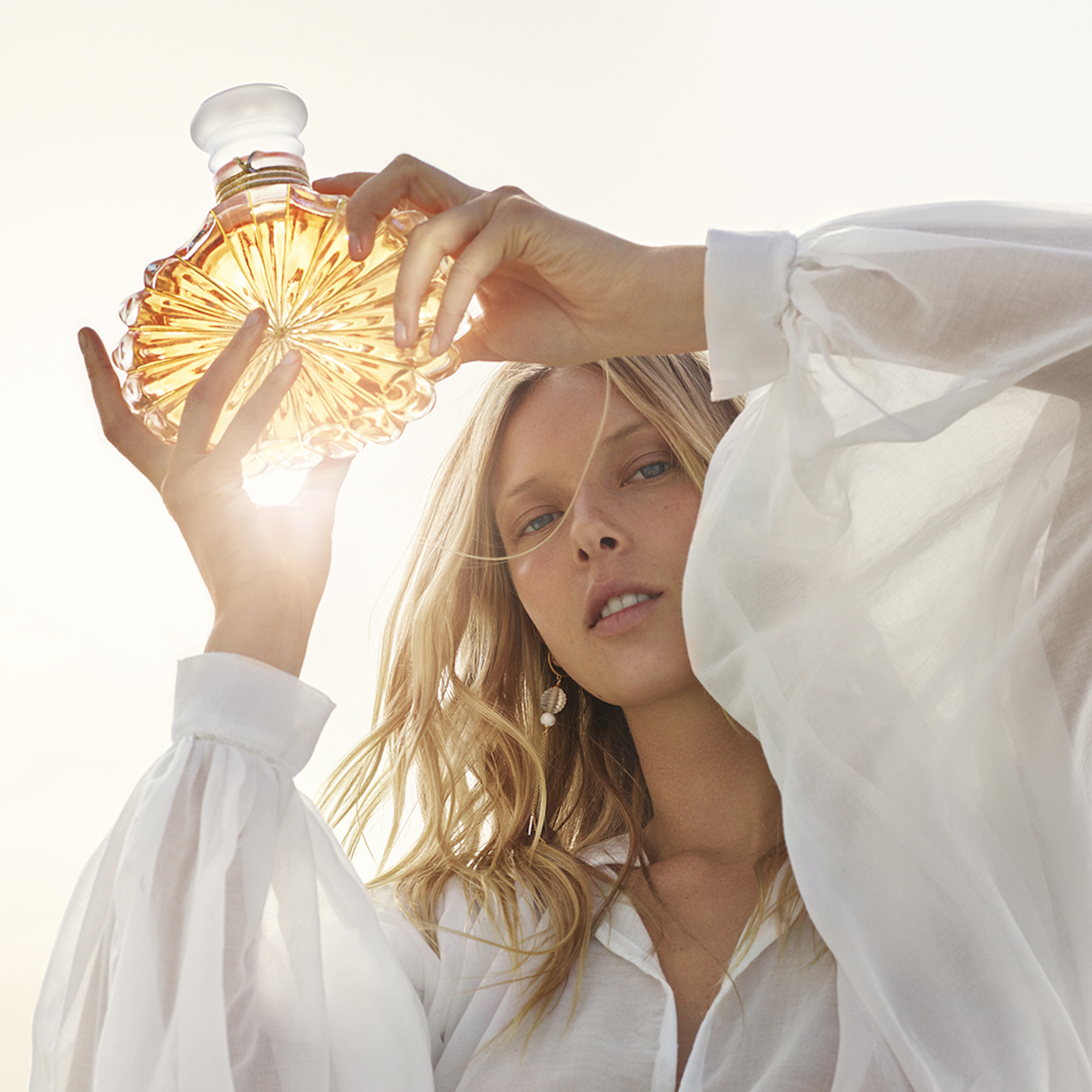 Lalique Soleil : you also want to be a sunchild ?
